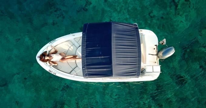 Yacht-Charter in Hvar - Fisher Key  Fisher Key  auf SamBoat