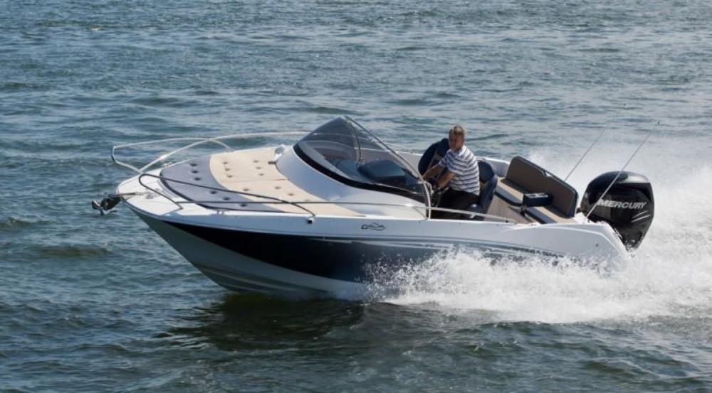 Motorboot mieten in Barbat na Rabu - Galia 635 Cruiser