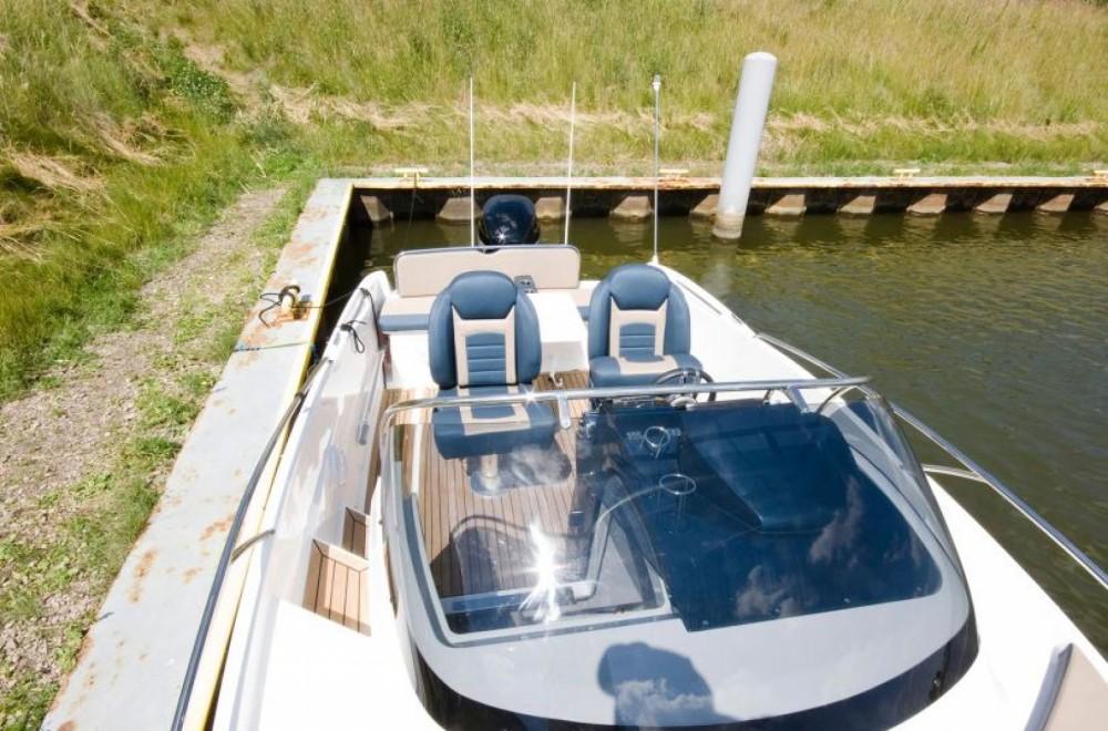 Vermietung Motorboot Galia mit Führerschein