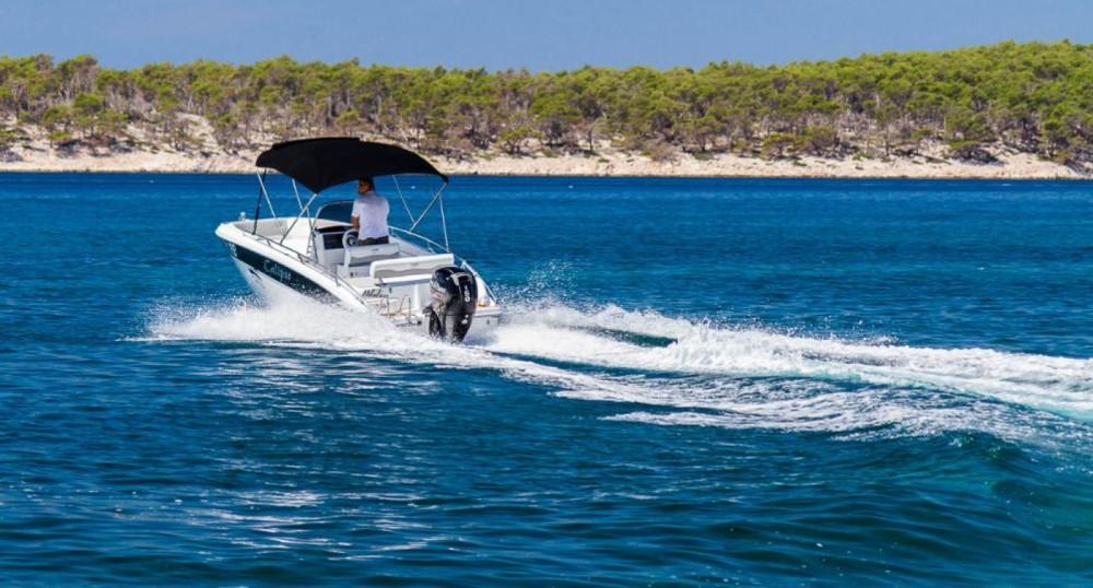 Yacht-Charter in Barbat na Rabu - Salmer Calipso Salmer Calipso 21 auf SamBoat