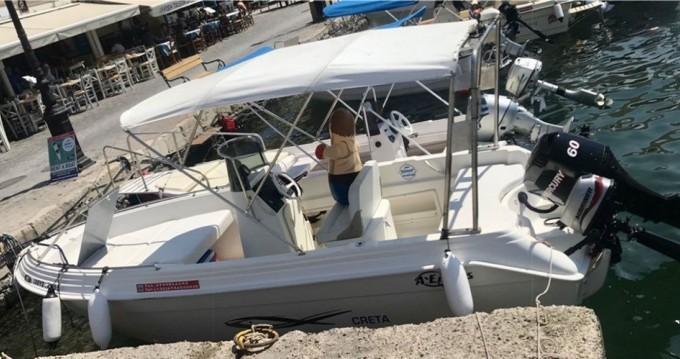 Motorboot mieten in Chania - A ELLAS 530