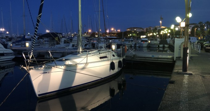 Yacht-Charter in Antibes - Dufour Dufour 30 auf SamBoat