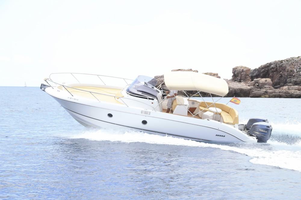 Yacht-Charter in Balearic Islands - Sessa Marine Kay Large 30 auf SamBoat