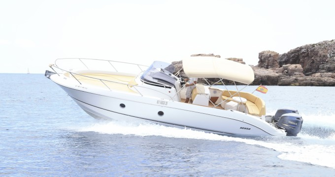 Bootsverleih Sessa Marine Kay Large 30 Ibiza Town Samboat