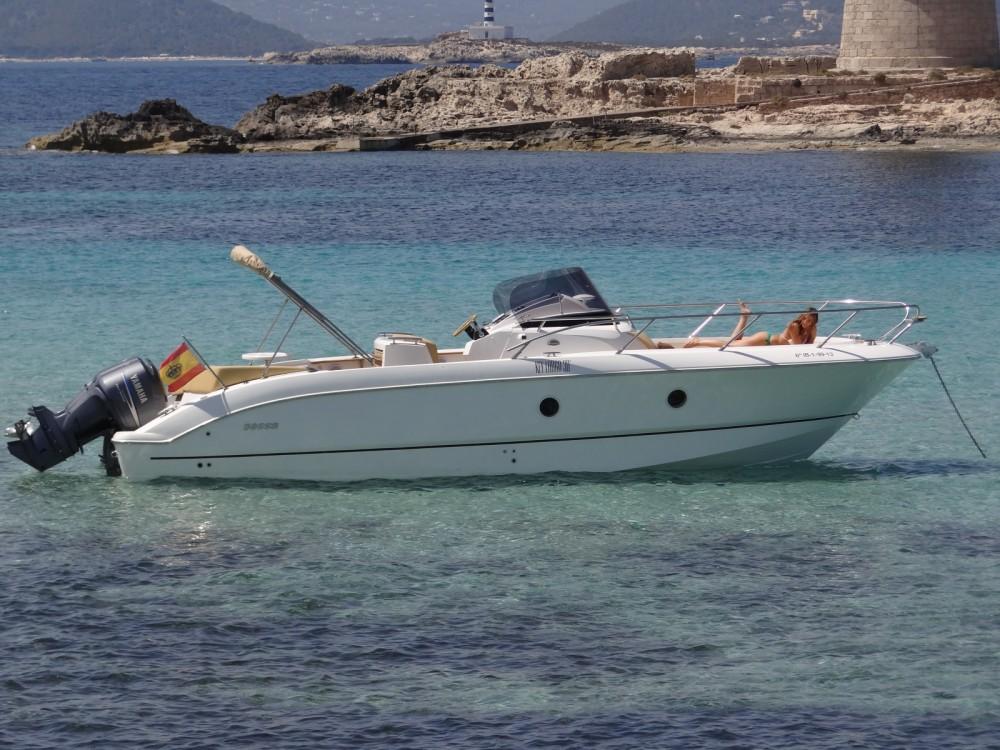 Motorboot mieten in Balearic Islands - Sessa Marine Kay Large 30