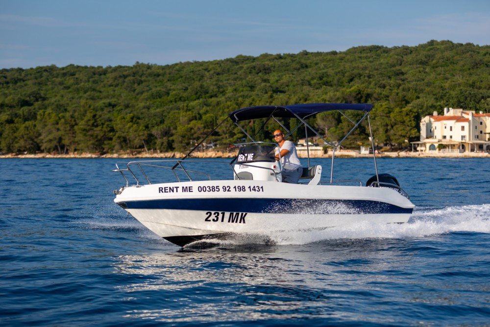 Motorboot mieten in Malinska - Blumax 550 Open