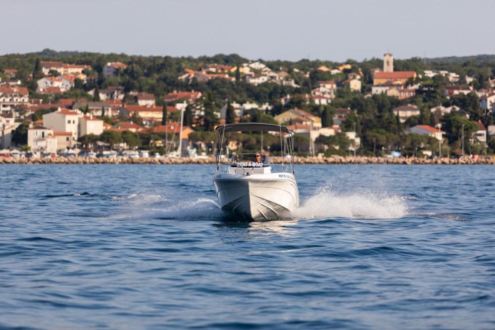 Bootsverleih AM Yacht Prince 570 Open Malinska Samboat