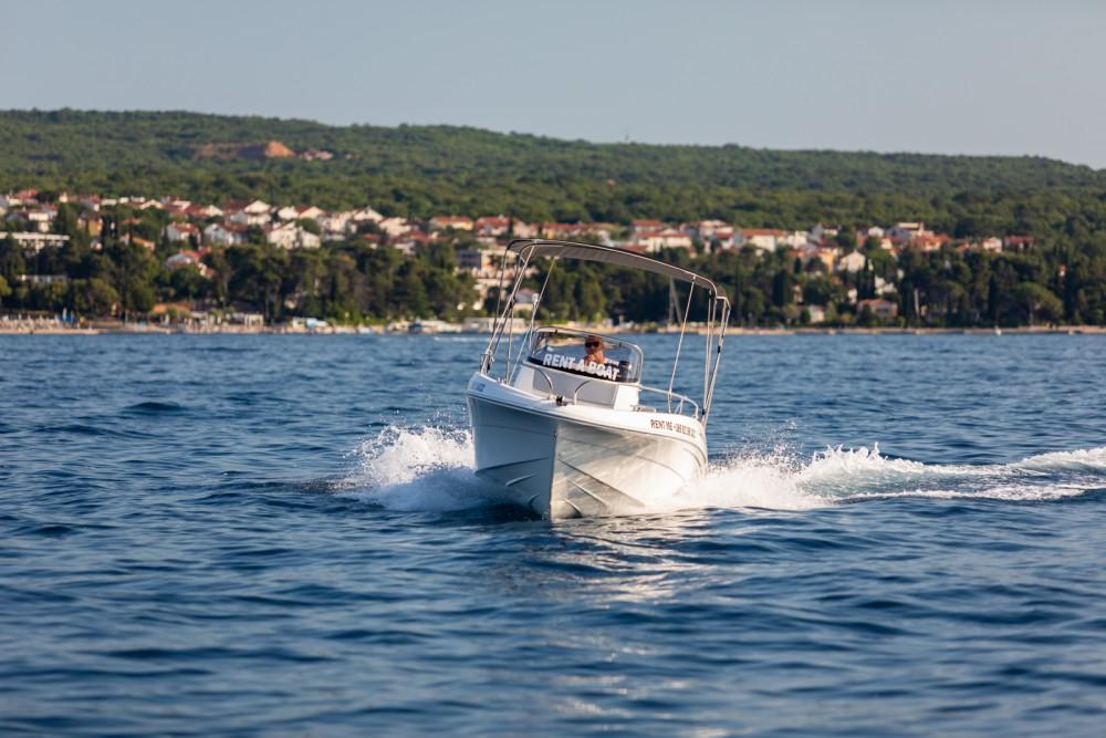 Yacht-Charter in Malinska - AM Yacht Prince 570 Open auf SamBoat