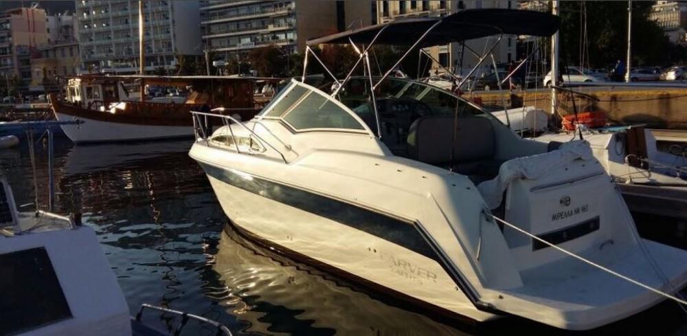 Motorboot mit oder ohne Skipper Carver mieten in Kavala