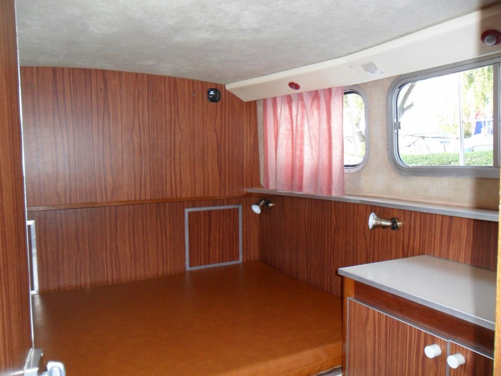 Vermietung Hausboot Les Canalous mit Führerschein