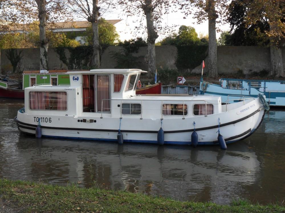 Ein Les Canalous Pénichette 935 W mieten in Langenberg
