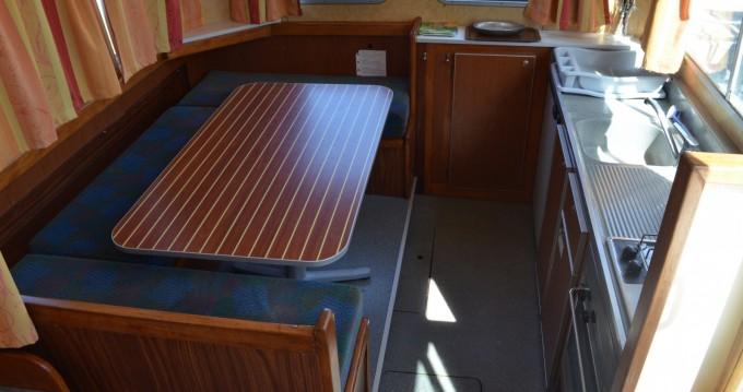 Hausboot mieten in Chenillé-Changé - Les Canalous Pénichette 1107W