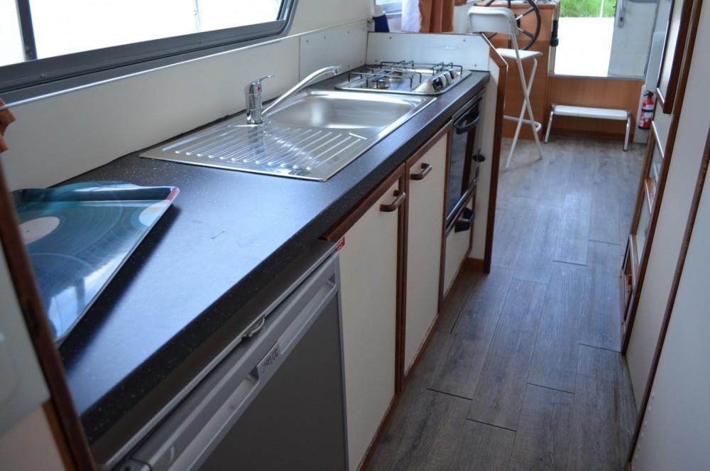 Hausboot mieten in Redon - Les Canalous Espade Concept Fly
