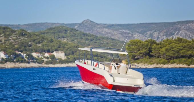 Motorboot mieten in Hvar - Enzo 35