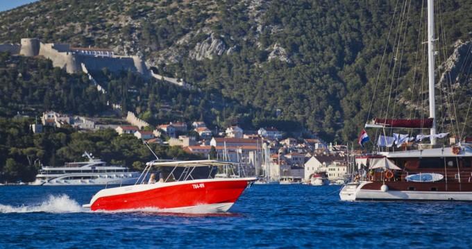 Bootsverleih Enzo 35 Hvar Samboat