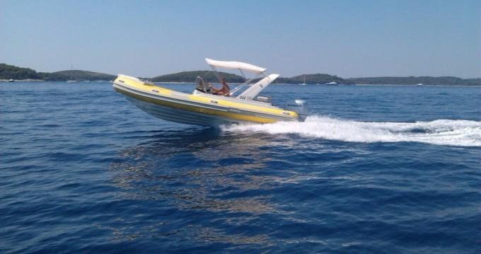 Yacht-Charter in Hvar - Baracuda BF 23 auf SamBoat