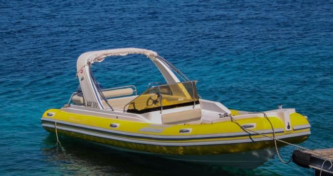 Vermietung Motorboot Baracuda mit Führerschein