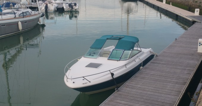 Yacht-Charter in Meschers-sur-Gironde - Sea Ray Sea Ray 230 Overnighter auf SamBoat