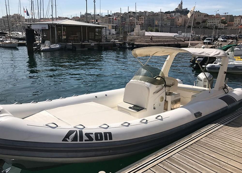 Alson Flash 750 zwischen Privatpersonen und professionellem Anbieter Marseille