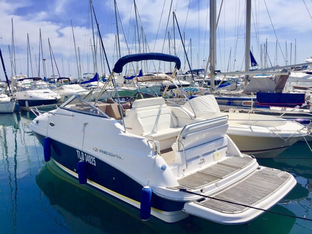 Bootsverleih Régal 2665 Beaulieu-sur-Mer Samboat