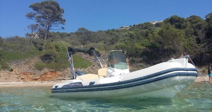 Yacht-Charter in La Ciotat - Capelli Tempest 570 auf SamBoat