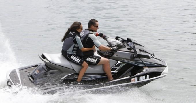 Vermietung Motorboot Yamaha mit Führerschein
