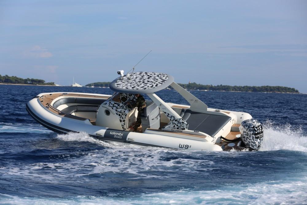 Yacht-Charter in Port Grimaud - Wimbi Boats W9 auf SamBoat
