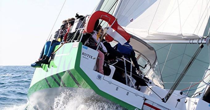 Segelboot mit oder ohne Skipper Rm mieten in Menton