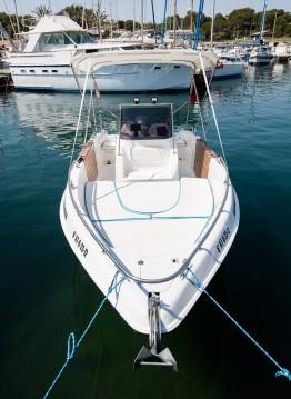 Bootsverleih Port de Pollença günstig sport fisch 21,50
