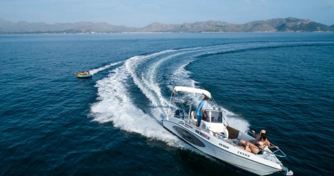 Yacht-Charter in Port de Pollença - Mano Marine sport fisch 21,50 auf SamBoat