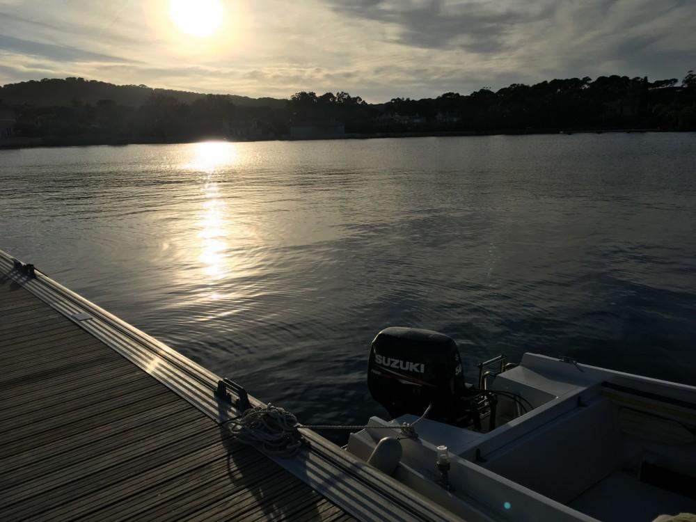 Motorboot mieten in Hyères - Stip stip 45