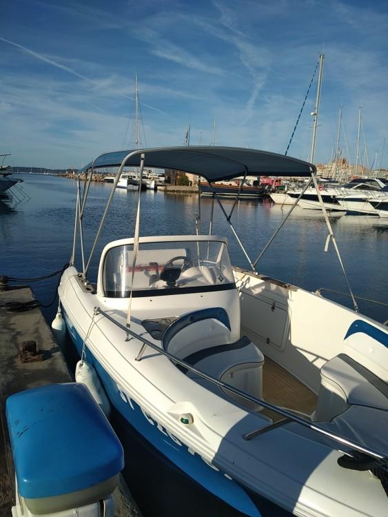 Bootsverleih Quicksilver 600 open Hyères Samboat