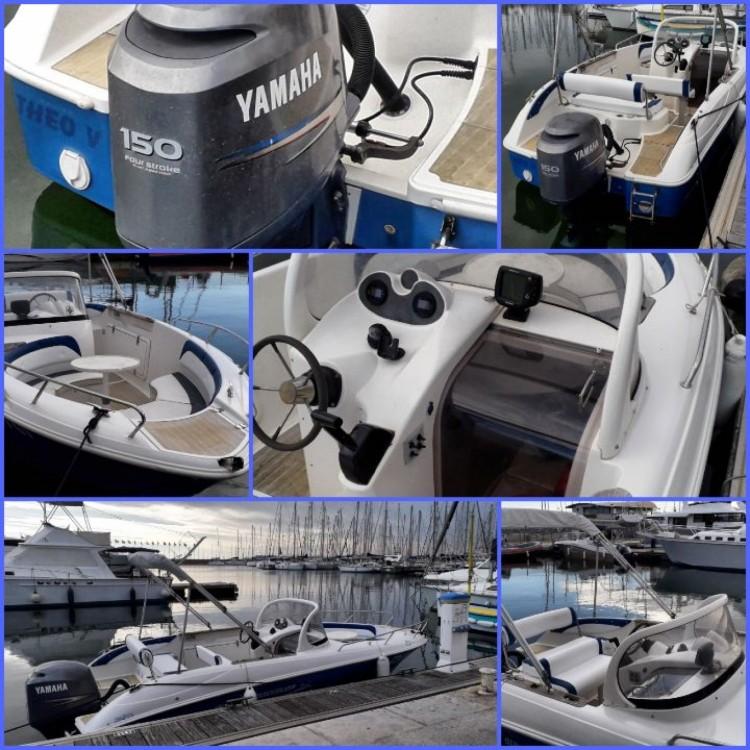 Motorboot mit oder ohne Skipper Quicksilver mieten in Hyères