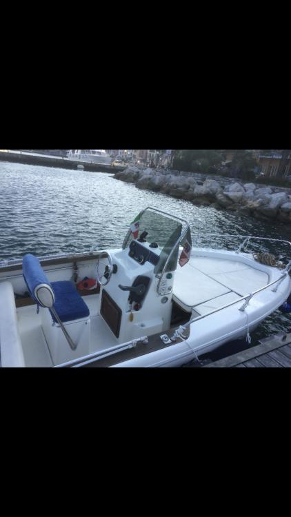 Bootsverleih La Spezia günstig Cap 17