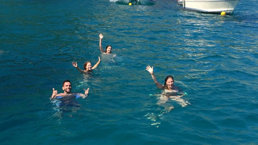 Motorboot mieten in Positano - Apreamare 10mt