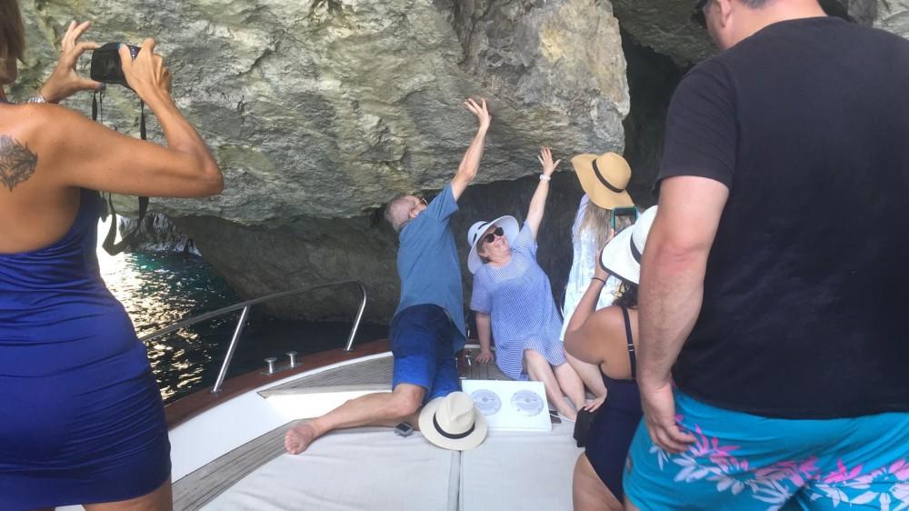 Bootsverleih Apreamare 10mt Positano Samboat