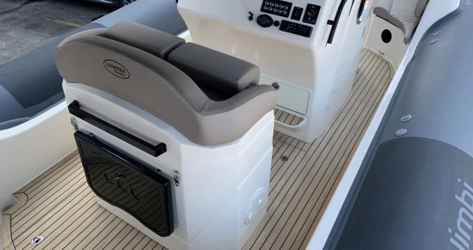 Schlauchboot mit oder ohne Skipper Wimbi Boats mieten in Port Grimaud