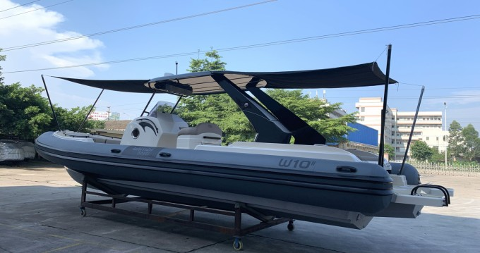 Yacht-Charter in Port Grimaud - Wimbi Boats W10 auf SamBoat
