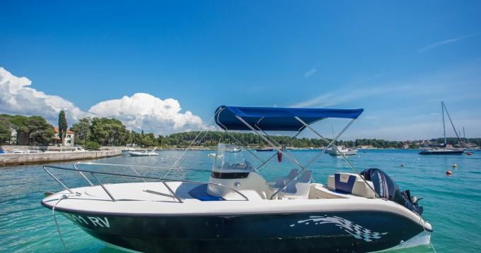 Yacht-Charter in Rovinj - Fisher 20 auf SamBoat