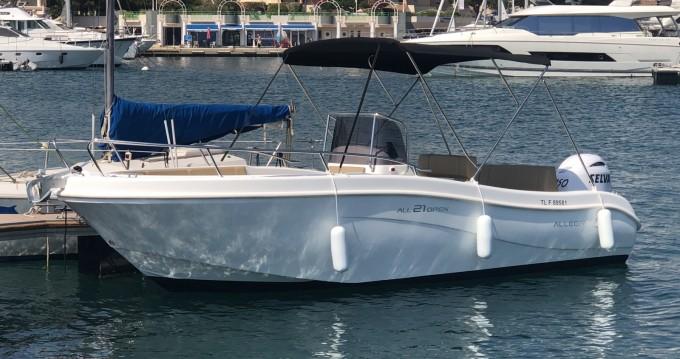 Motorboot mieten in Saint-Raphaël zum besten Preis