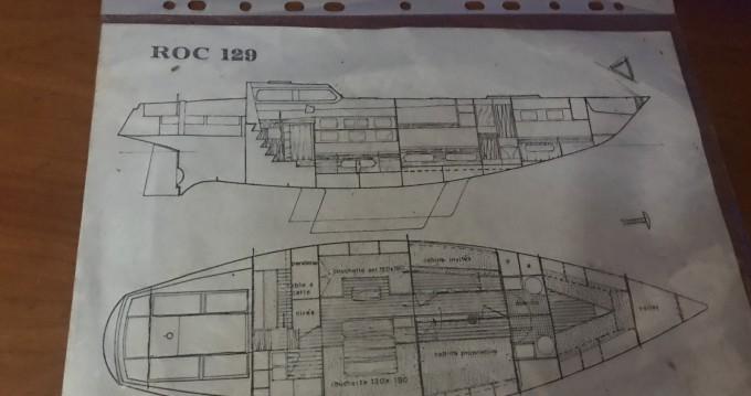 Yacht-Charter in Viareggio - Chantier Maurice thivent Roc 129 auf SamBoat