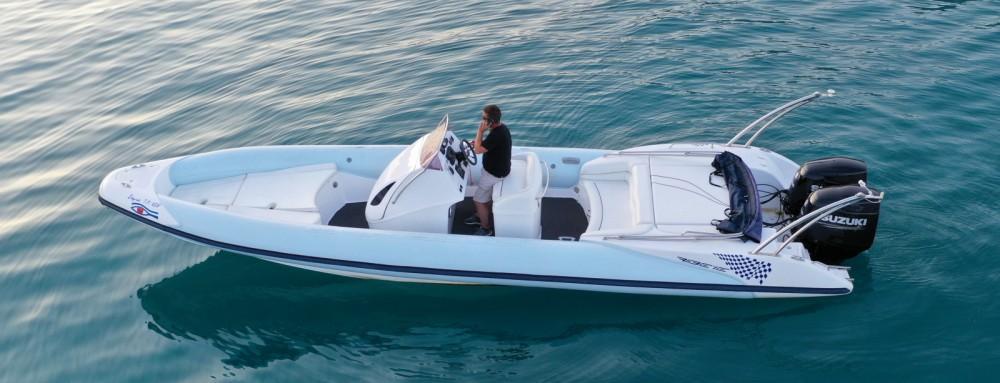 Vermietung Schlauchboot RIB  mit Führerschein