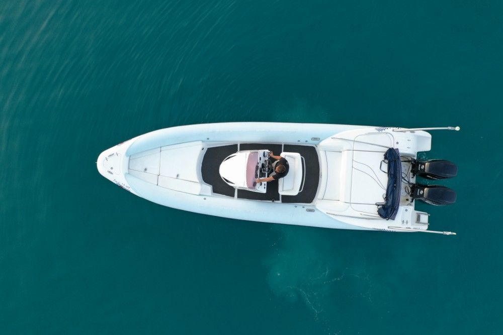 Yacht-Charter in Nydri - RIB  Bora 929 auf SamBoat