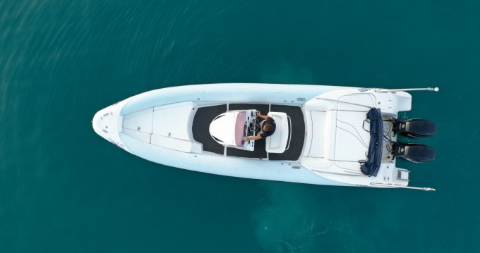 Schlauchboot mieten in Nidri zum besten Preis