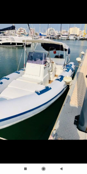 Schlauchboot mieten in La Ciotat zum besten Preis