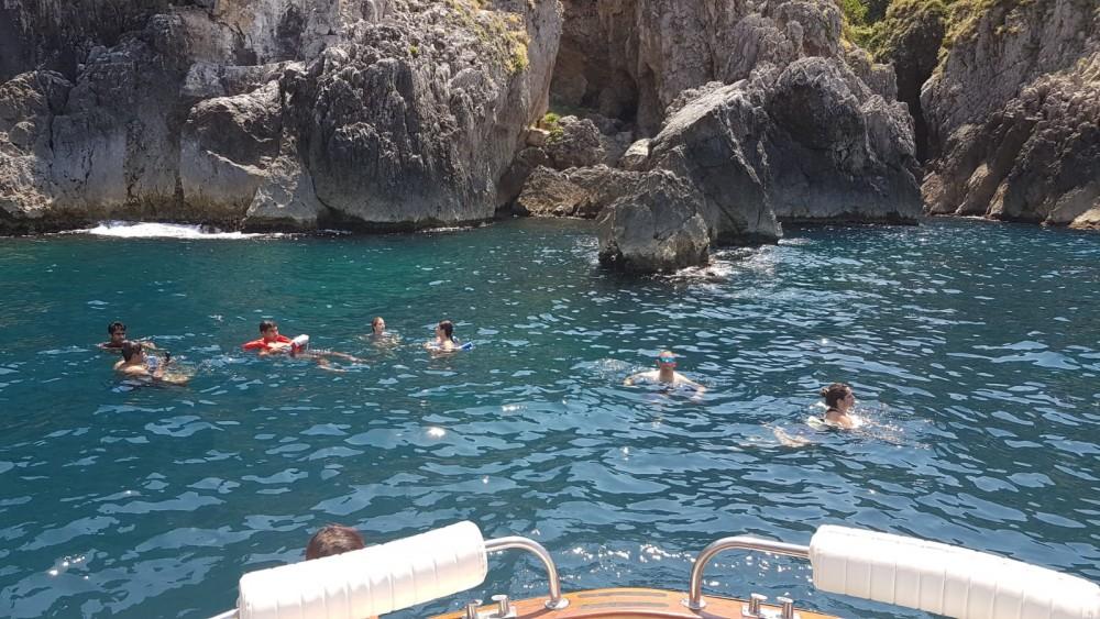 Motorboot mieten in Positano - Aprea Mare Aprea mare 10 mt