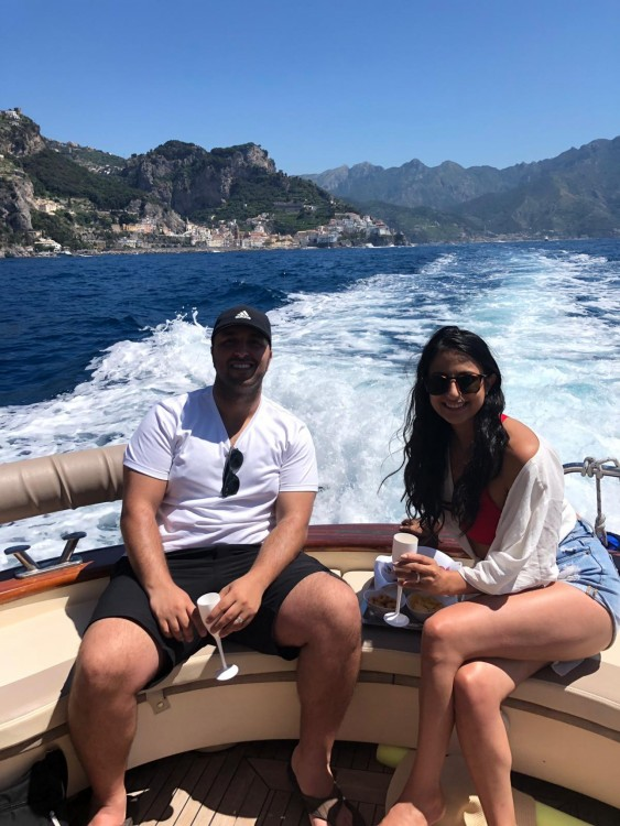 Yacht-Charter in Positano - Aprea Mare Aprea mare 10 mt auf SamBoat