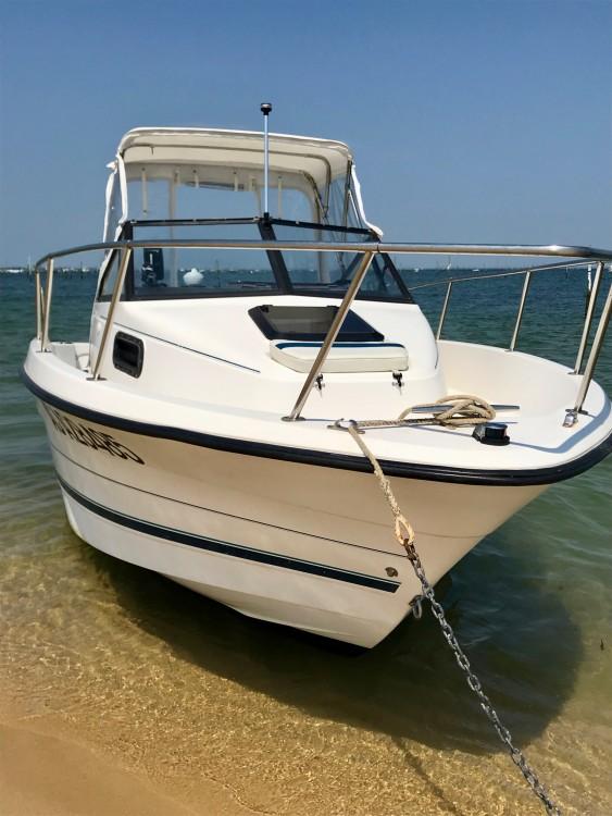 Motorboot mit oder ohne Skipper Bayliner mieten in Lège-Cap-Ferret
