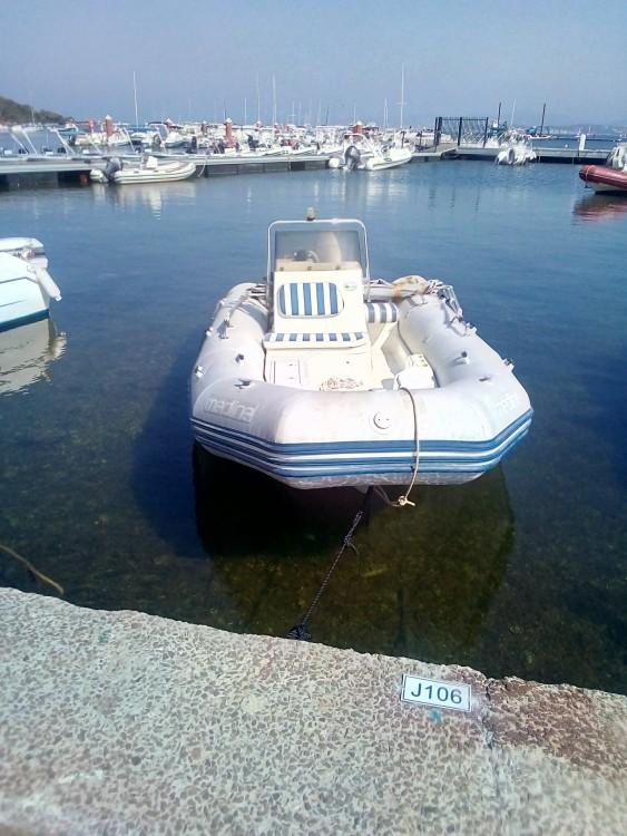 Schlauchboot mieten in Six-Fours les Plages - Zodiac Medline I