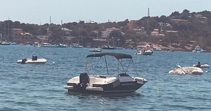 Motorboot mit oder ohne Skipper Bayliner mieten in Badia de Santa Ponça